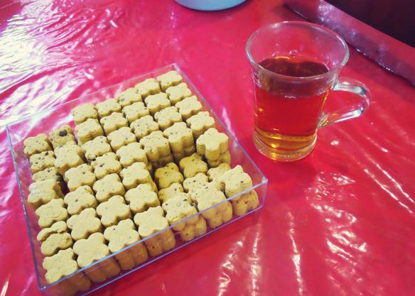 eating shiraz