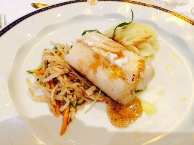 Olive Oil Poached Pacific Cod