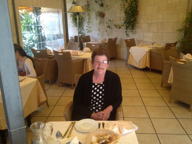 RIP Jeannette Herbzg 22nd January 2014