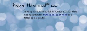 saying-of-prophet-muhammad-truth