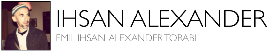 Ihsan Alexander Header