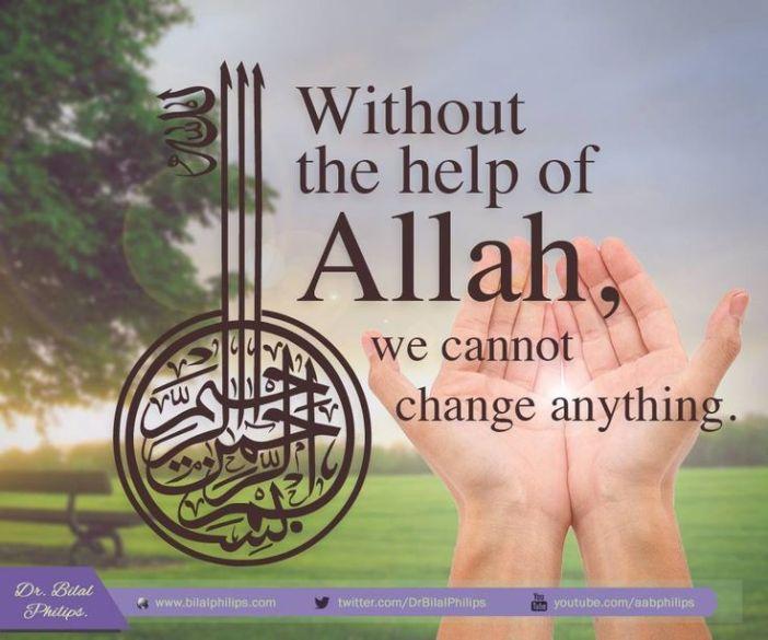 Allah Help