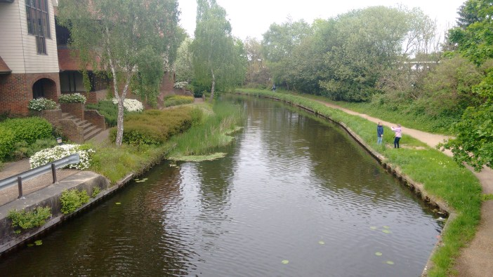 Walk to garden