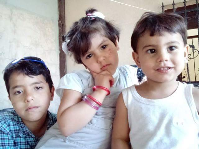 Little Muhammad and friends 2