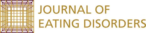 journal of Eating Disorder loogo