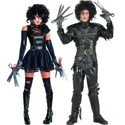 halloween-couples-costumes-edward-mrs-scissorhands