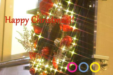 メリークリスマス♪ 和楽より