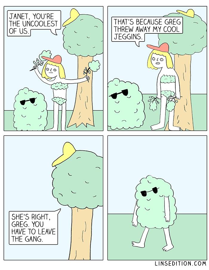 trees-with-attitude