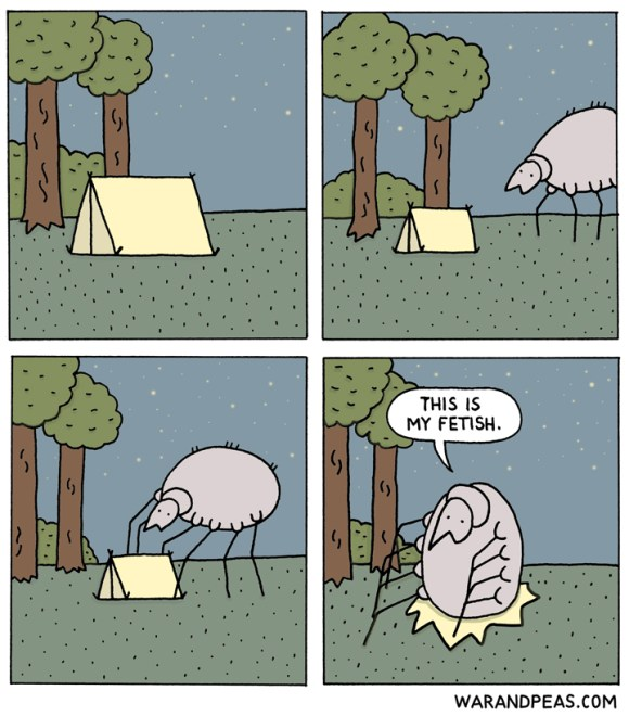 warandpeas_camping-comic-giant-spider-attack-campground-funny-webcomic
