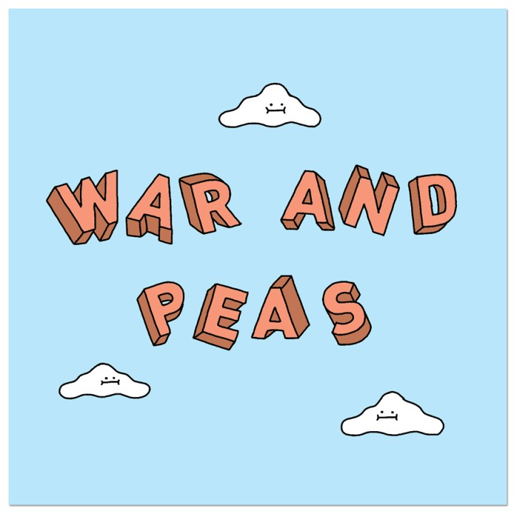 war and peas - L.I.N.S. new name Linsedition