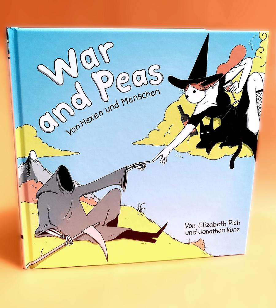 War and Peas – Von Hexen und Menschen – Panini – Elizabeth Pich – Jonathan Kunz