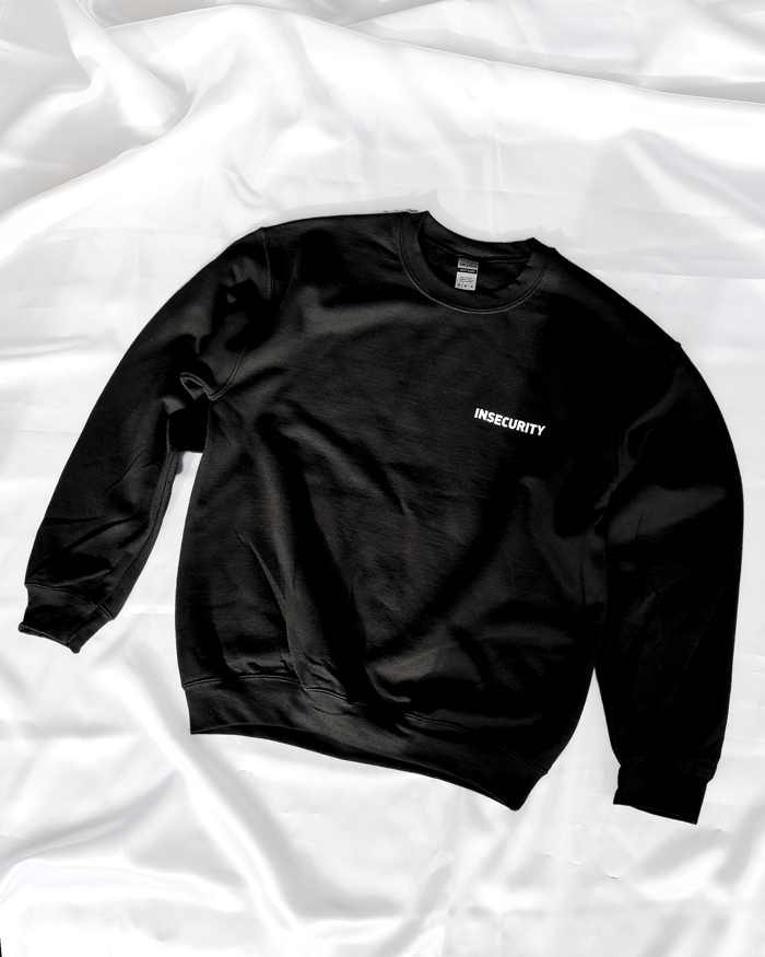 War and Peas - Insecurity - Sweatshirt