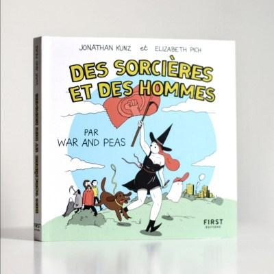 War-and-Peas-Des-Sorcières-et-des-hommes-bd
