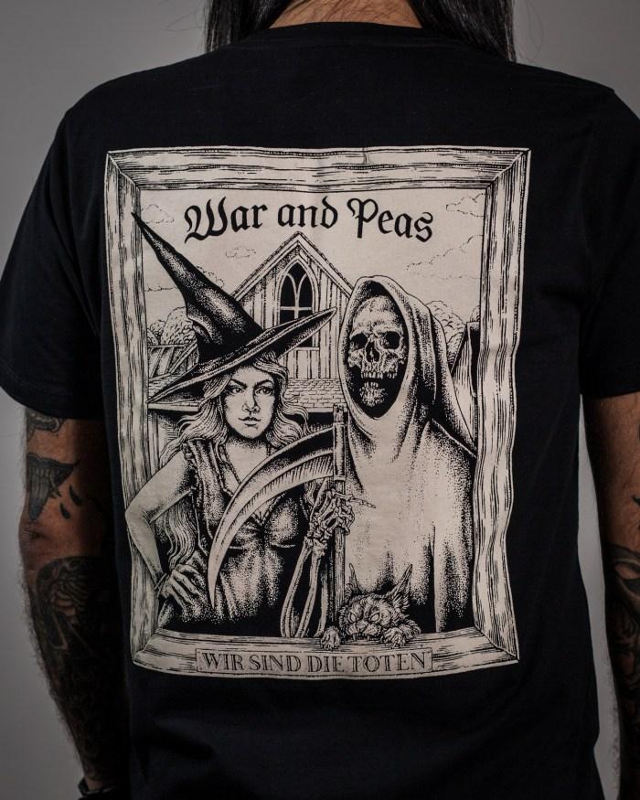 Wir sind die Toten – War and Peas – Collab – WSDT - WAP 3