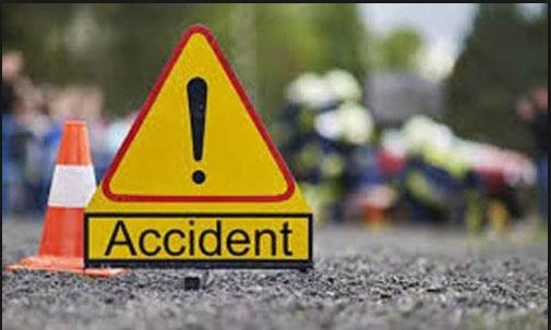 अमरोहा: ट्रक्टर-ट्राली पलटने से 2 की मौत, 9 घायल