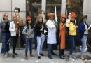 पत्रकारिता या गुंडागर्दी: सुदर्शन न्यूज़ के रिपोर्टरों का तलवारों के साथ वीडियो वायरल!