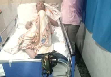 ناندیڑ:فیروزرشید کی حالت تشویشناک 'اورنگ آباد منتقل