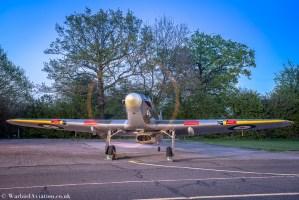 Hawker Hurricane Mk IIB BE505