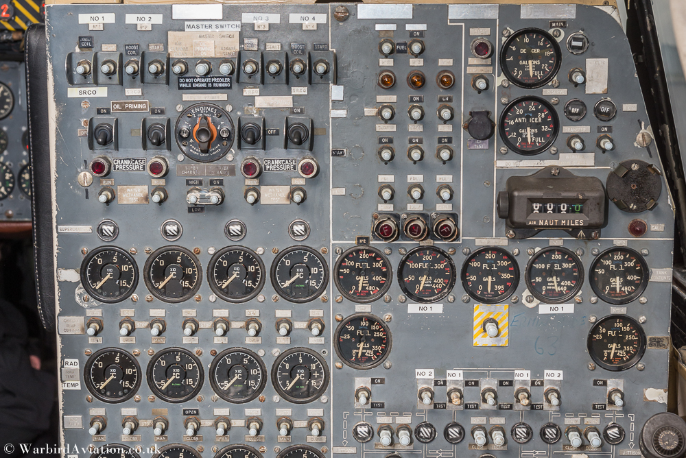 Avro Shackleton WR963