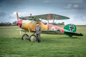 Albatros DVa at Stow Maries