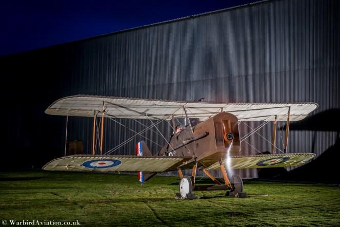 Royal Aircraft Factory SE.5A