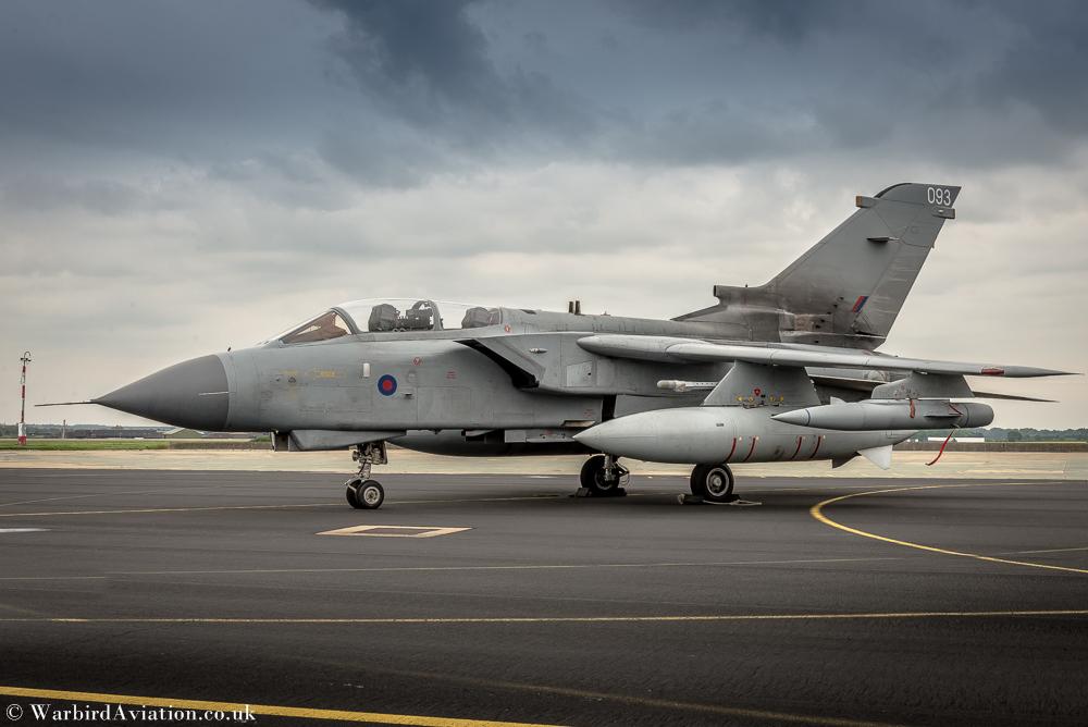 Tornado GR.4 ZD745\093