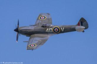 BBMF Spitfire TE311