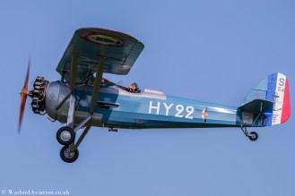 Morane-Saulnier MS317