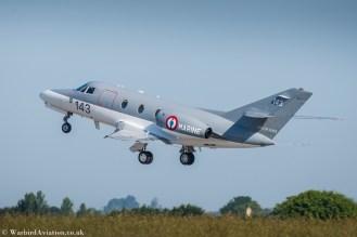 Dassault Falcon 10 MER