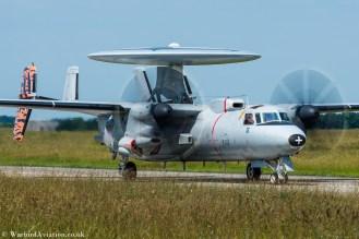 E-2 Hawkeye 2 - tiger scheme