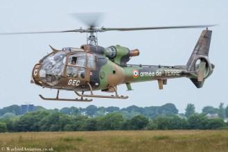 Armee de Terra Gazelle 4207/GEC