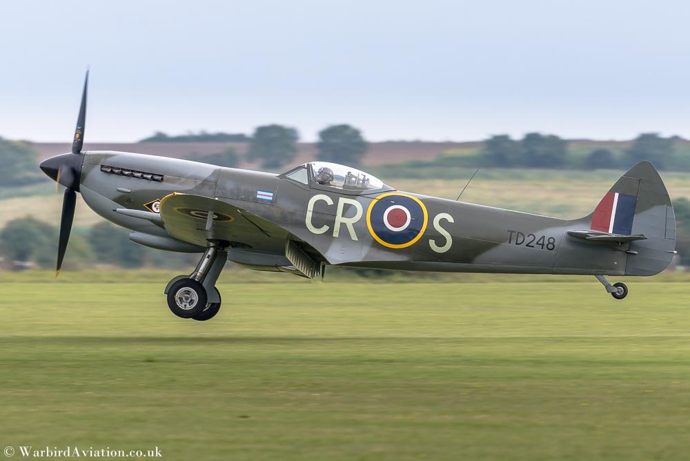 Supermarine Spitfire Mk XVI TD248