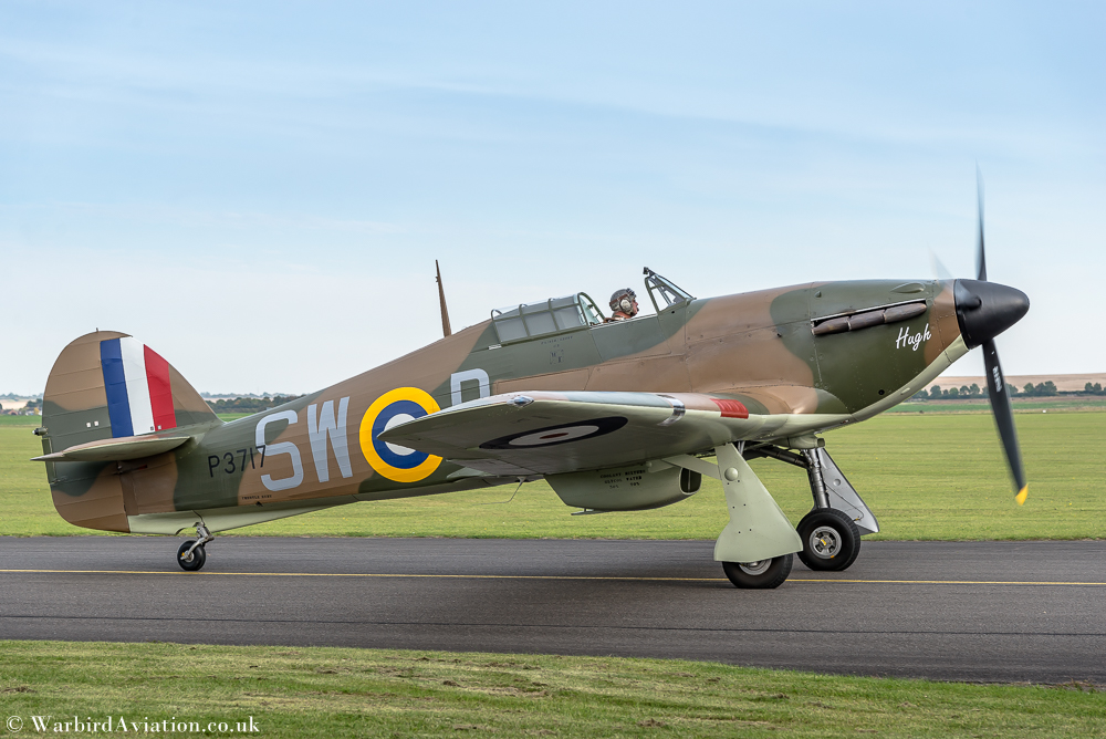 Hawker Hurricane P3717