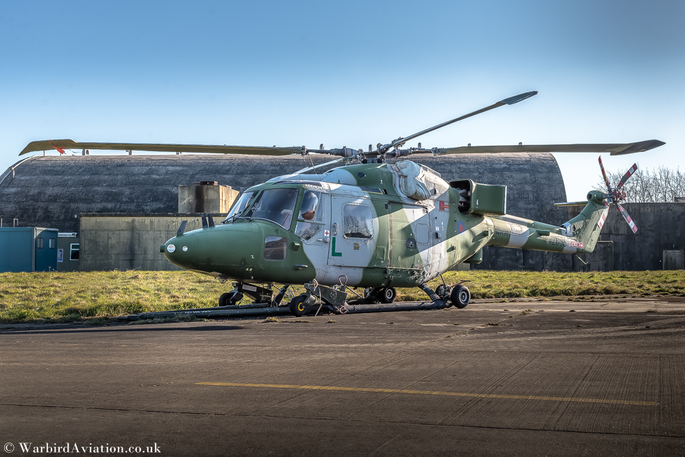 Westland Lynx MK7 XZ605