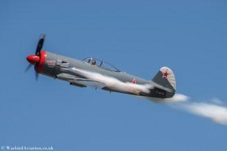 Yak-3U F-AZYF