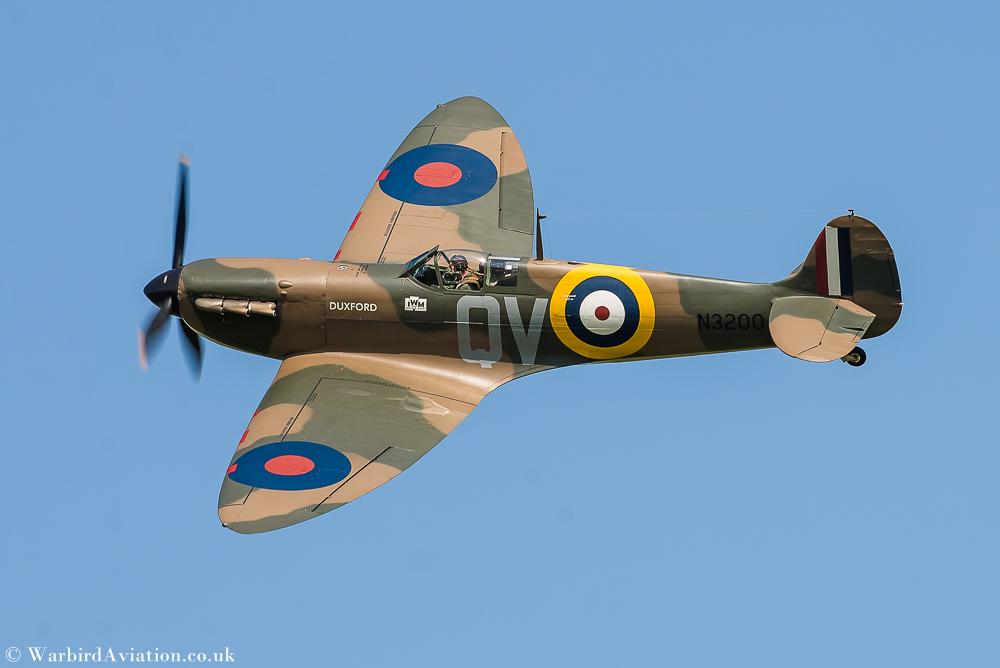 Supermarine Spitfire Mk.Ia N3200