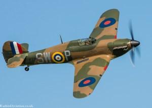 Hawker Hurricane Mk. I 'P3717' (G-HITT)