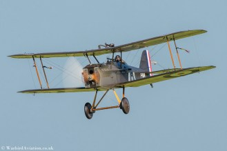 Royal Aircraft Factory SE5a 'F904' (G-EBIA)