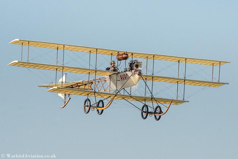 Avro Triplane G-ARSG