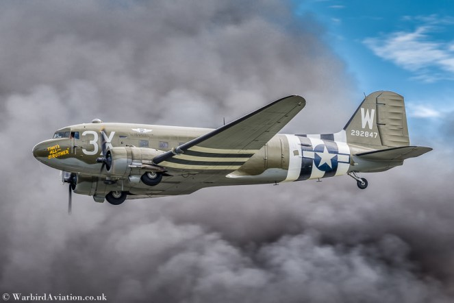 C-47 Sky Train That's All Brother 292847