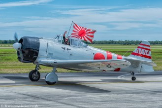 "Harvard Mk. IV based Japanese Zero ""AI-114"""