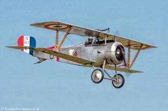 Nieuport 17 N1977 G-BWMJ (Replica)