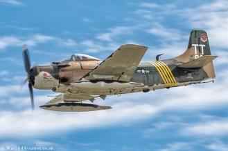 Sky Raider A-1D AF126 Marlene