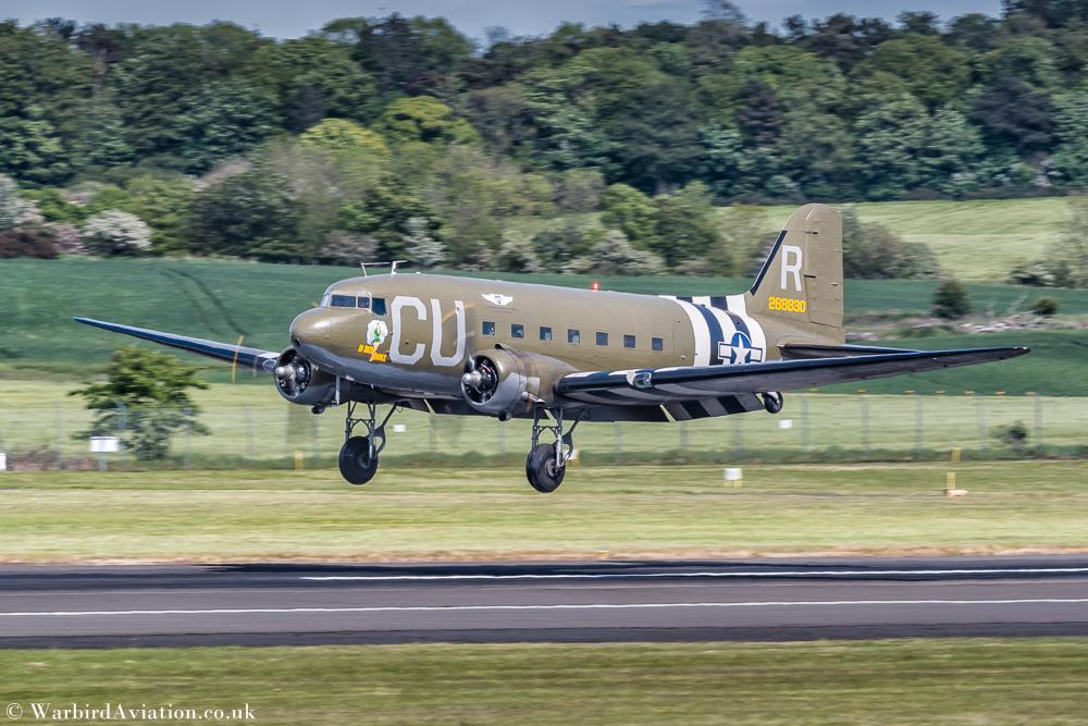 C-47 N45366 D-Day Doll