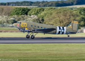 C-47 N47SJ Betsy's Biscuit Bomber