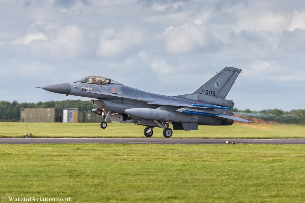Scampton Airshow 2017 Departures