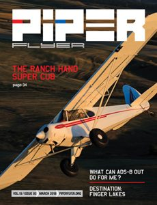 Piper Flyer Magazine