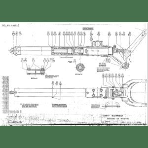 Hawker Hurricane tailwheel