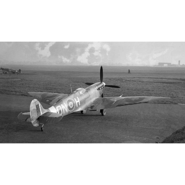 photo of Spitfire Mk VI