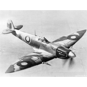 photo of Spitfire-Mk-VII